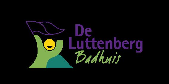 Logo van badhuis en wellness De Luttenberg