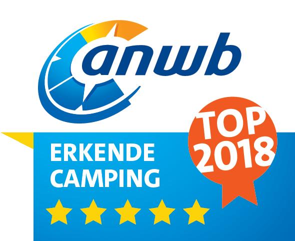 Luttenberg is in 2018 opnieuw ANWB topcamping!